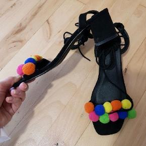 Super flot sandaler som er brugt max to gange  Sælge fordi de er købt i forkert størrelse