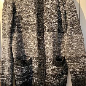 Solid Jeans cardigan
