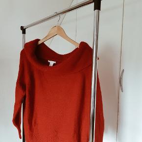 Fin off-shoulder trøje fra H&M