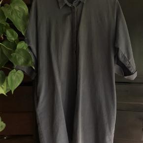 Skjortekjole fra Monki