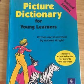 Picture dictionary for young learners  -fast pris -køb 4 annoncer og den billigste er gratis - kan afhentes på Mimersgade 111 - sender gerne hvis du betaler Porto - mødes ikke andre steder - bytter ikke
