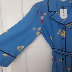 Joycedale floral-print silk crepe de chine maxi dress <3 Desværre passede størrelsen ikke, minder om en 38/40.KØBSPRIS:       3599,-SÆLGES NU:    1700,-