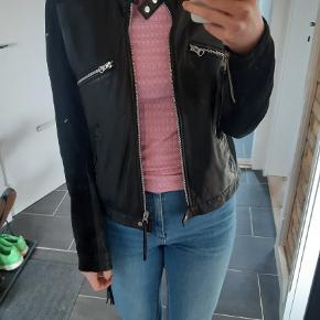 Modström pels- & skindjakke