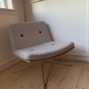 Flot bolia bullet stol sælges da jeg har fået en anden lænestol Har kun stået til udstilling og sjældent været brugt  Fremstår rigtig pæn  Nypris 10.099 Kvittering haves