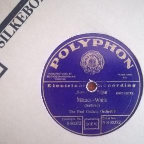 Lakplade med The Paul Godwin Dance Orchestra