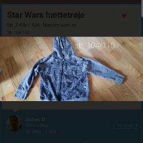Star Wars overdel
