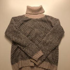 Occupied sweater
