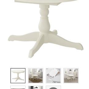 Ikea spisebord. Np 1999kr. Virker fint med lidt brugsmærker.