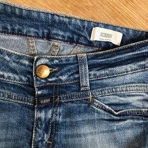 CLOSED jeans, straight leg, tight fit, str: 25