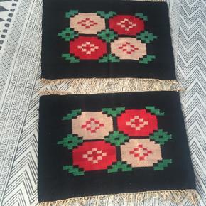 Originale kelim tæpper, 70x50Prisen er pr stk