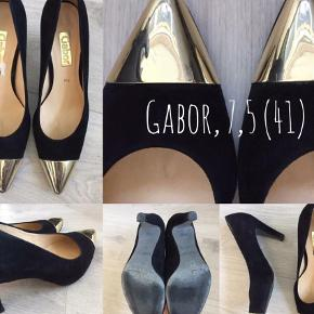 Gabor heels