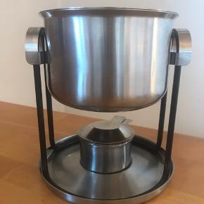 Stelton fondue gryde incl stelton gafler