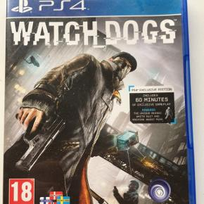 Watch Dogs, PS4, Action