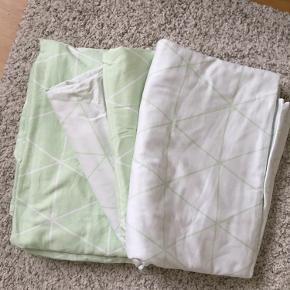 2sæt sødahl sengesæt i norm str Det ene pudebetræk har 2 små pletter.. se billed