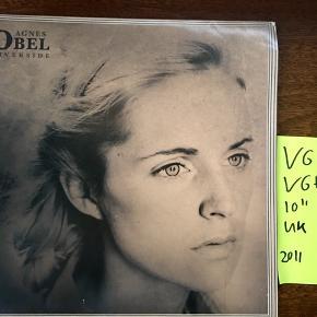 Agnes Obel Riverside vinyl 10 lp single mef 3 numre i super stand lækker plade