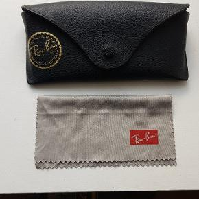 Ray ban solbrille etui