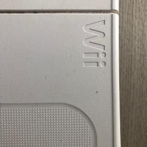 Wii med tilhørende step bredt.