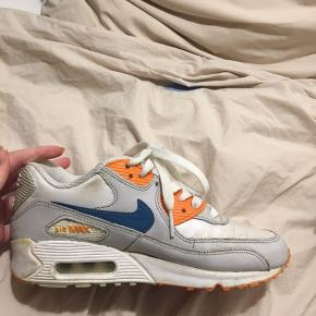 Mega fede Nike sko  Sælges fordi de desværre er blevet for små