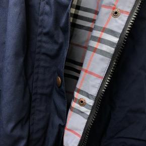 Peter Storm regn- og vindfrakke i str S - sælges for 150kr 🤗