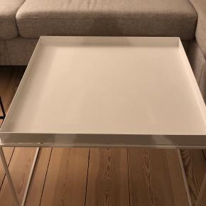 HAY Tray Table Coffee bord Hvidz  Halvpris, brugt.