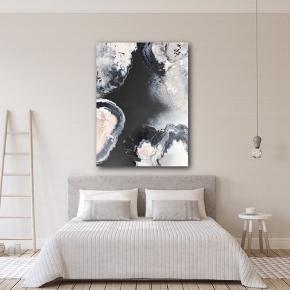Maleri  Mixed media  90x120 cm