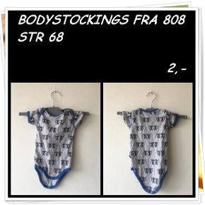 Bodystockings fra 808 str 68