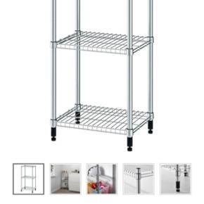 Sælger denne Omar IKEA reol  Med flytbar hylder, knap 2 måneder gammel og derfor helt ny   Sælges da vi ikke har pladsen til den