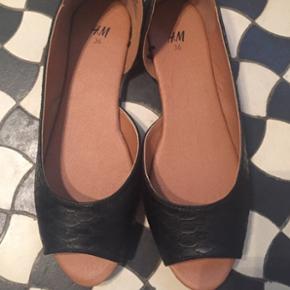 Ballerina sko fra H&M