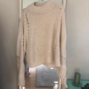 Pæn hvid sweater