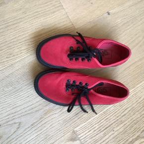 Brugt 2 gange Vans plateau sko Str. 36