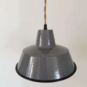 Retro loftslampe