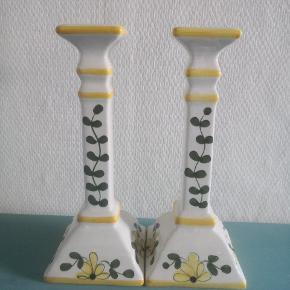 Smukke vintage lysestager fra Portugal