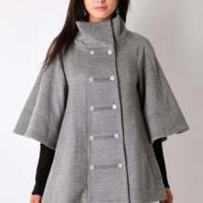 Designers Remix Batcape uldjakke/frakke.