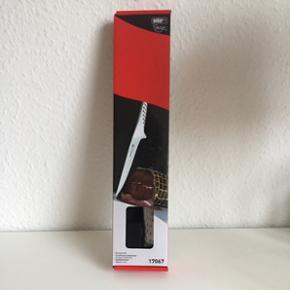HALV PRIS i forhold til nypris!!! Weber Style udbenerkniv no. 17067 16 cm. Aldrig været i brug. Nypris 389 kr.