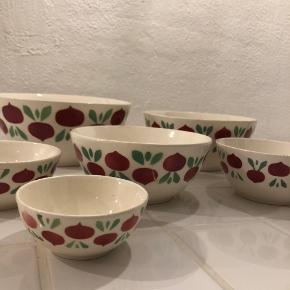 6 smukke skåle
