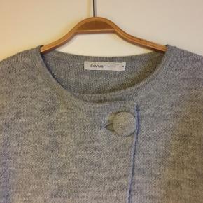 Fin lang cardigan fra Skovhuus 40% uld, 5% alpaca  #30dayssellout