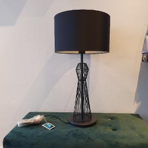 Elegant bordlampe - aldrig været brugt 👌