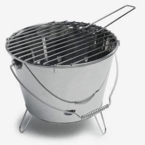 Sagaform spandgrill bucket grill.
