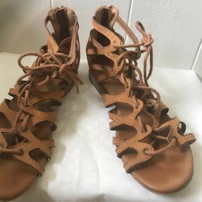 Super lækre sandaler.