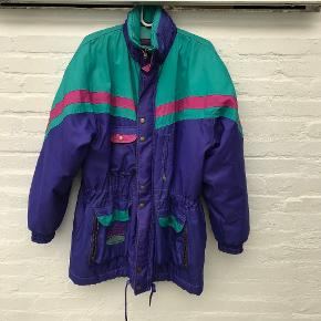 Retro frakke