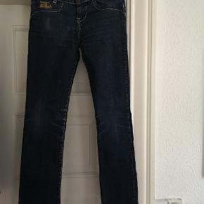 "Flotte cowboybukser fra ""Killah""syr. 26. pæne i stoffet. Smalle ben."