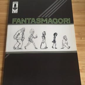 Fantasmagori tegneserie  -fast pris -køb 4 annoncer og den billigste er gratis - kan afhentes på Mimersgade 111 - sender gerne hvis du betaler Porto - mødes ikke andre steder - bytter ikke