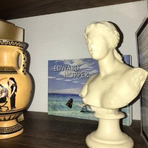 Lille Venus fra milo statue portræt