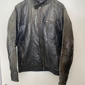 Bruuns Bazaar skind- & læderjakke