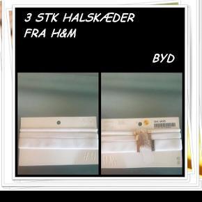 3 stk halskæder fra h&m nyt byd