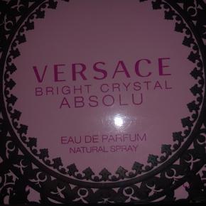 Helt ny Versace Bright Crystal Absolu Eau De Parfum  50 Ml