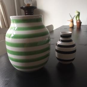Fine vaser fra Kähler, sælges både samlet eller hver for sig.