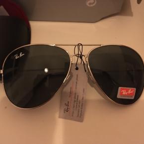 Helt nye Rayban solbriller
