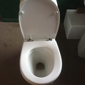 Gustavsberg toilet, brugt men i pæn stand  6710 Esbjerg v