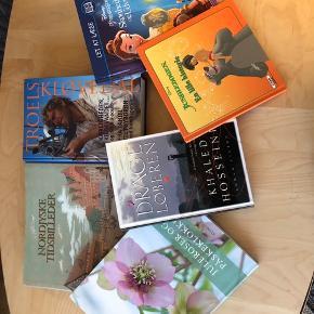 6 gode bøger både til børn & voksne  Spørg om priser eller giv et bus , vi kan nok blive enige.